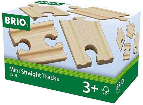 BRIO Mini-Straight Track