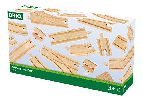 BRIO Track Pack 50 Piece