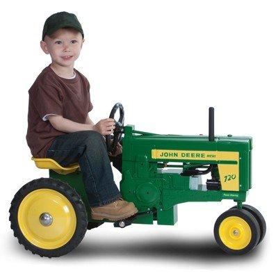 John Deere Model 720 Pedal Tractor