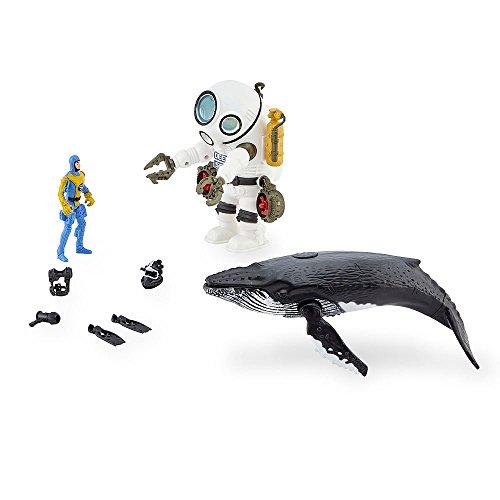 Animal Planet Deep Sea Adventure Playset - Humpback Whale