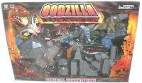Godzilla Crumble Zone Adventure Playset