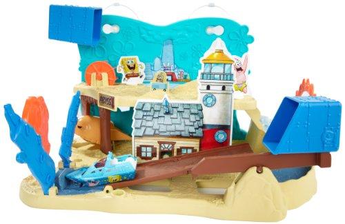 Matchbox SpongeBob Tub Adventure Playset