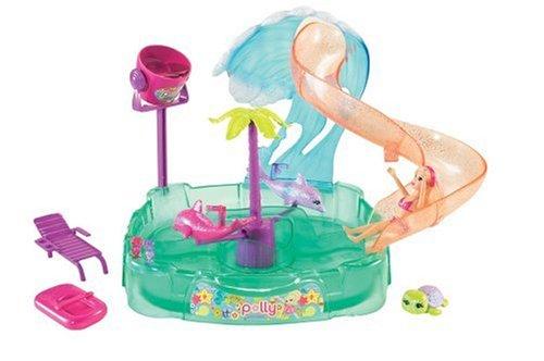 Polly Pocket Shimmer N Splash Adventure Playset