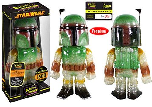 Funko Hikari Star Wars - Glitter Boba Fett Premium Vinyl Figure
