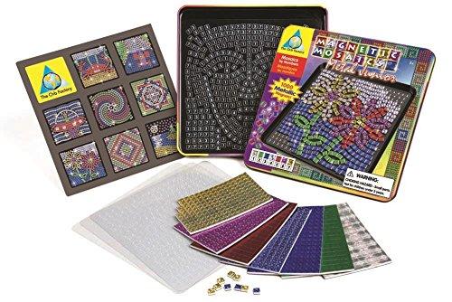Orb Factory Magnetic Mosaics Metal Jr