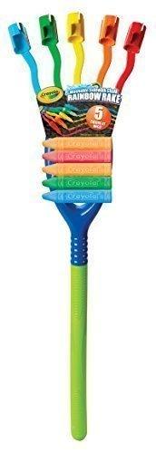 Crayola 03-5078 Rainbow Rake Toy Model 1160802