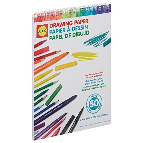 ALEX Toys Artist Studio Drawing Paper - 50 Sheets
