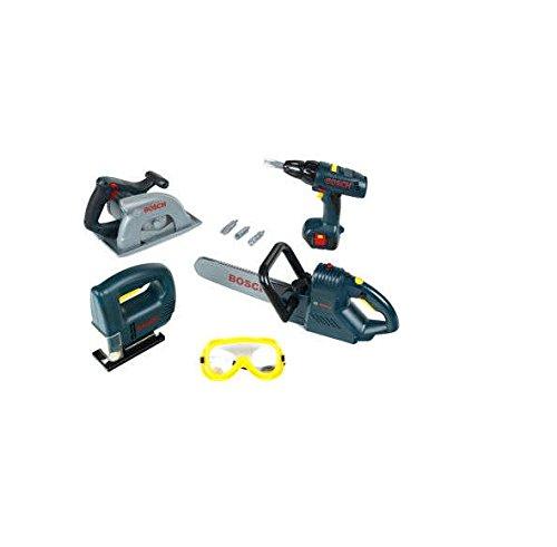 Bosch mini 8-piece Toy Power Tool Set