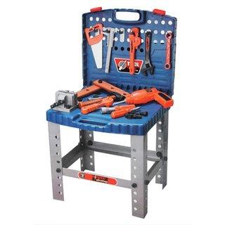 PowerTRCÂ Toy Tool Set Workbench Kids Workshop Toolbench