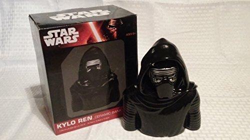 Kylo Ren Ceramic Star Wars piggy bank