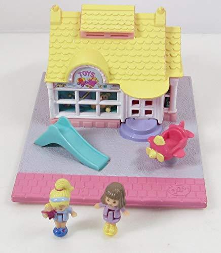 1993 Polly Pocket Toy Shop Dollhouse Original Vintage Bluebird Toys