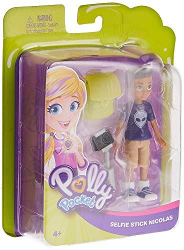 Polly Pocket Active Pose Doll Nicholas