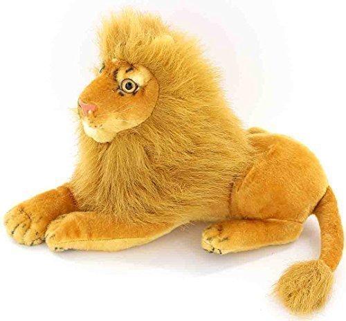 JesonnStuffed Plush Animal Toy LionBrown1351PC