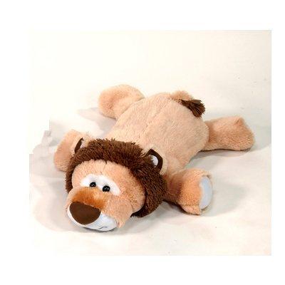 Laydown Lion Soft Plush Stuffed Animal Toy by Fiesta Toys - 24