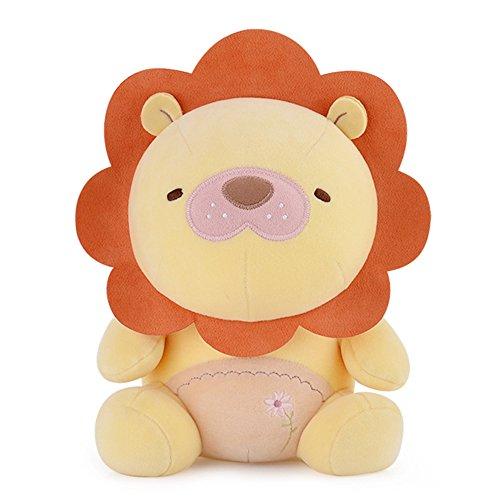 Me Too Qtuanr Series Cartoon Stuffed Lion Dolls Baby Plush Toys Birthday Gifts 75