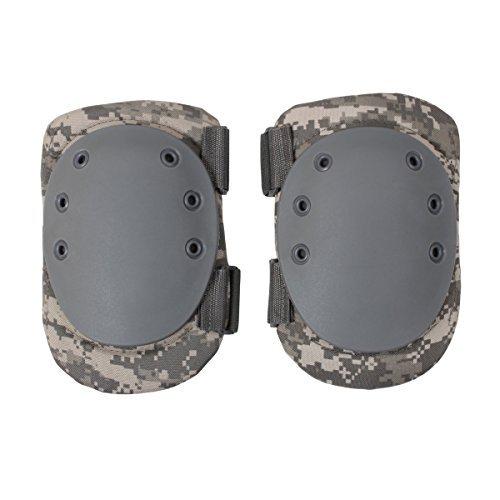 Rothco Tactical Protective Knee Pads ACU Digital Size One Size Color ACU Digital Model 11058ACU Toys Play