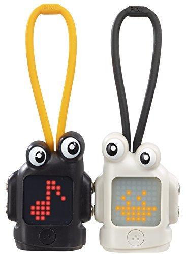 Vivid Imaginations PIXL Characters Flip and FlopInteractive Digital Toys Multi-Colour by Vivid Imaginations