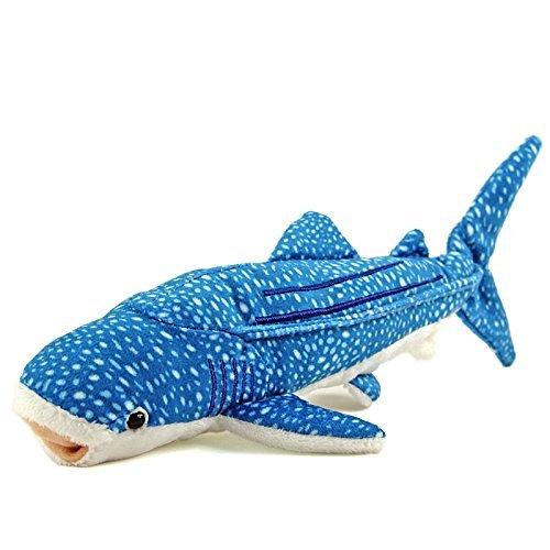 Real stuffed whale shark size S japan import by Karorata stuffed