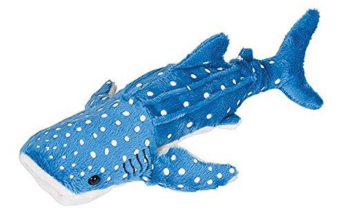 Wildlife Tree 115 Inch Whale Shark Stuffed Animal Plush Zoo Animal Friend Collection