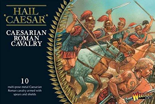 Warlord Games Caesarian Roman Cavalry Hail Caesar Wargaming Miniatures