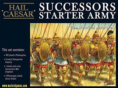 Warlord Games Macedonian Successor Starter Army Hail Caesar Wargaming Miniatures