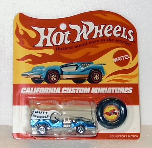 Hot Wheels Mutt Mobile 1971 California Custom Miniatures