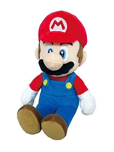 Little Buddy Super Mario All Star Collection 1414 Mario Stuffed Plush 95