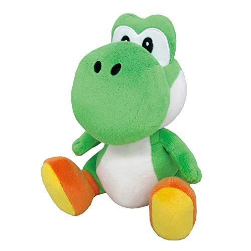 Little Buddy Super Mario All Star Collection 1416 Yoshi Stuffed Plush 8