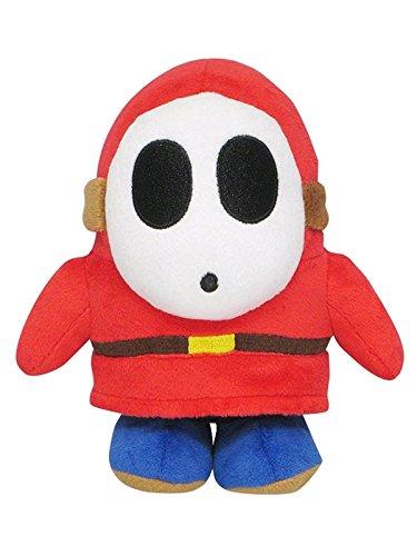 Little Buddy Super Mario All Star Collection 1591 Shy Guy Stuffed Plush 65