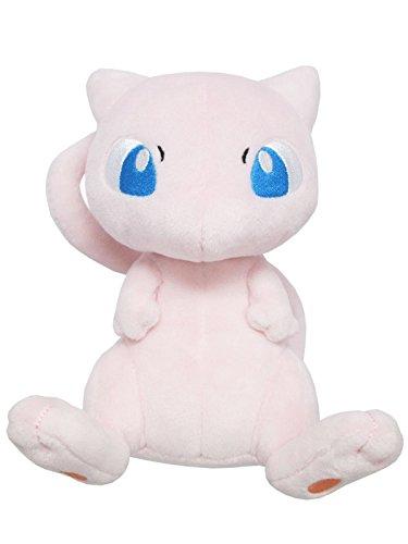 Sanei Pokemon All Star Series PP20 Mew Stuffed Plush 65