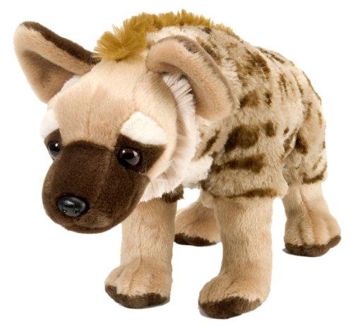 Wild Republic Hyena Plush Stuffed Animal Plush Toy Gifts for Kids Cuddlekins 12