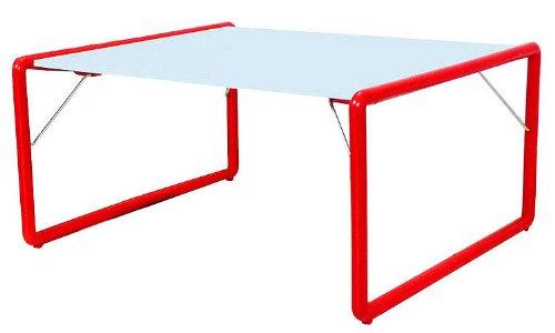 Hoohobbers Gofer Table Red