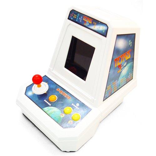 Hashy Tetris Mini Arcade Coin Bank