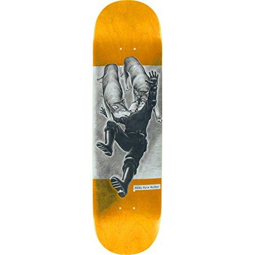 Real Walker Revolt Deck -85 Assembled as COMPLETE Skateboard
