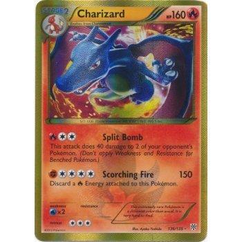 Charizard Plasma Storm 136135 Pokemon Card Secret Rare