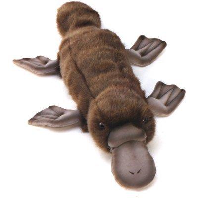 Hansa Platypus Plush Animal Toy 16