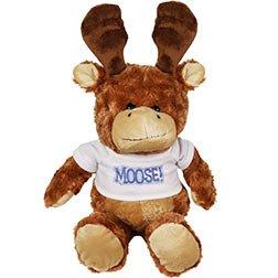 Stuffed Moose 18 Inch