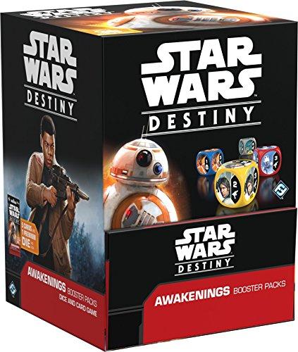 Star Wars Destiny Awakenings Booster Pack Card Game
