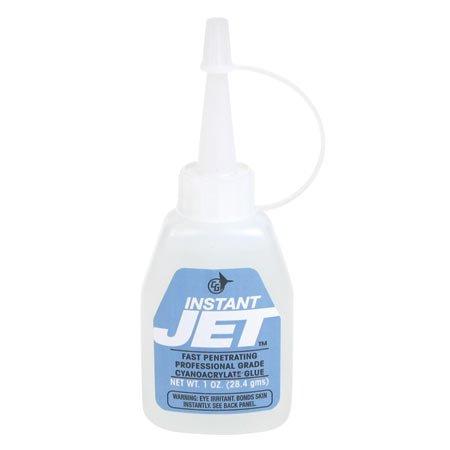 JET GLUE 763 Instant Jet 1 oz JETR0763 by Bunheads