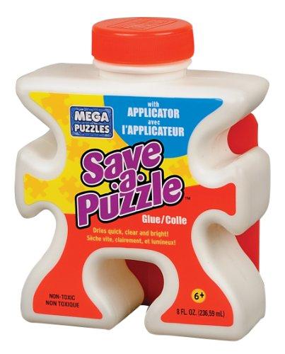Mega Puzzles Save-a-Puzzle Glue 8 Oz