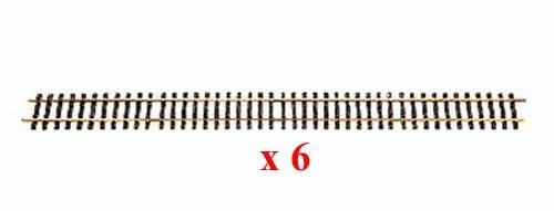 LGB 10610 Straight Track 472 6 Pieces