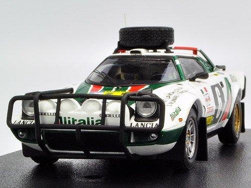ITALERI Kids Hobby Car Toy Stratos HF WRC Scale 124