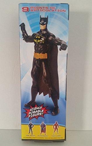 Toy Dc Comics Batman Batman 12 Action Figure figure with 9 Points of Articulation Collectible Figure Hobby figure toy model parallel import goods
