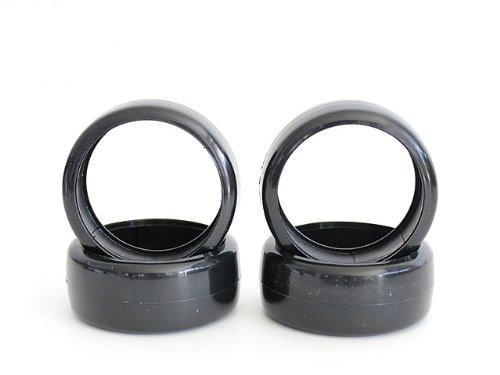 110 RC Car Onroad Hard Rubber Drift Tire Tyre T12 4pcs