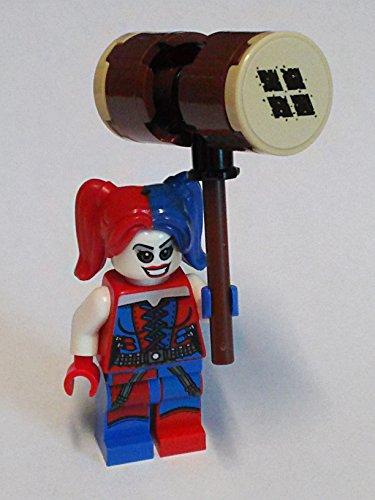 LEGO DC Comics Super Heroes Batman Minifigure - Harley Quinn Suicide Squad 76053
