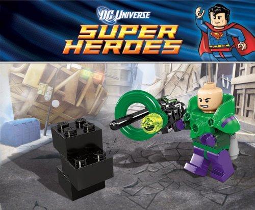 LEGO Super Heroes LEGO Batman 2  LEX LUTHOR Minifigure 30164 EXCLUSIVE PROMO Luther