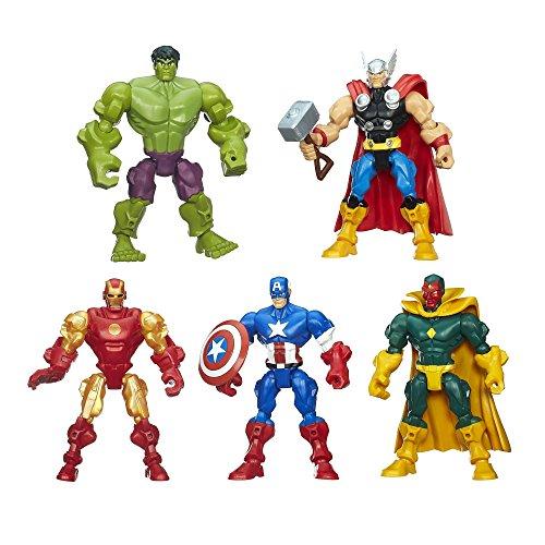 Marvel Super Hero Mashers Avengers Mash Pack