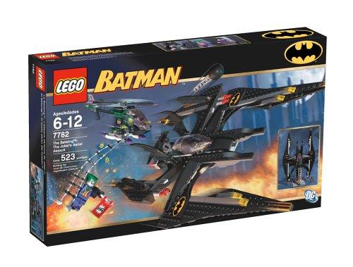 LEGO Batman - The Batwing The Jokers Aerial Assault