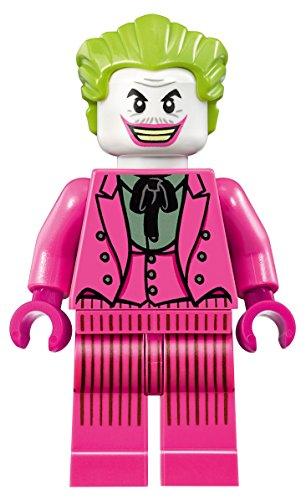 LEGO Super Heroes Classic TV Series Batman Minifigure - The Joker Cesar Romero 76052
