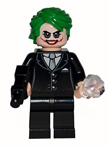 Lego Joker Dark Knight Custom All official Lego parts